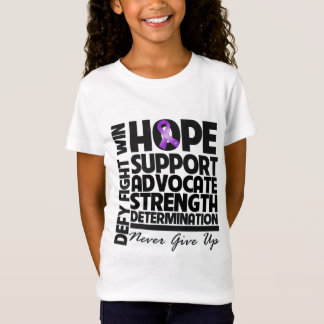 GIST Cancer Hope Support Advocate T-Shirt