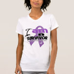GIST Cancer - I am a Survivor Tee Shirt