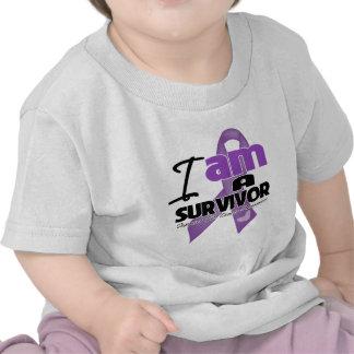 GIST Cancer - I am a Survivor Tshirts