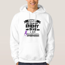 GIST Cancer Met Its Worst Enemy in Me Hoodie