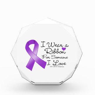 GIST Cancer Ribbon Someone I Love Award