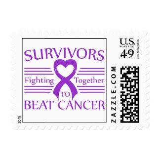GIST Cancer Survivors Fighting Together Postage