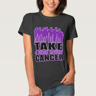 GIST Cancer - Take A Stand Against Cancer T-shirts