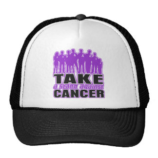GIST Cancer - Take A Stand Against Cancer Trucker Hat