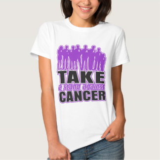 GIST Cancer - Take A Stand Against Cancer Tshirt