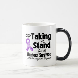 GIST Cancer Taking a Stand Tribute 11 Oz Magic Heat Color-Changing Coffee Mug