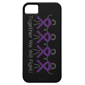 GIST Cancer Together We Will Fight iPhone 5 Case