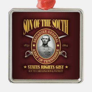 Gist (SOTS2) Metal Ornament