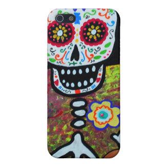 Gitarero Serenata Dia de los Muertos iPhone SE/5/5s Cover