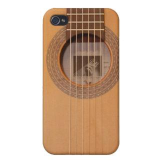 Gitarren-App Cover For iPhone 4