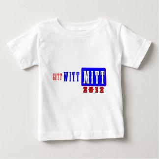 Gitt Witt Mitt 2012.png Baby T-Shirt