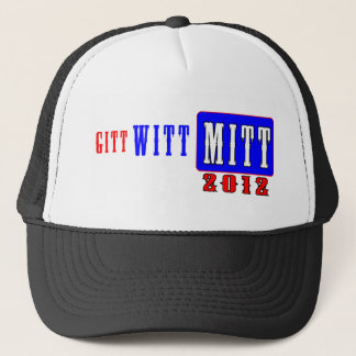 Gitt Witt Mitt 2012.png Trucker Hat