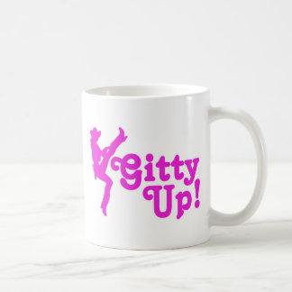 Gitty Up Trendy Cowgirl Coffee Mug