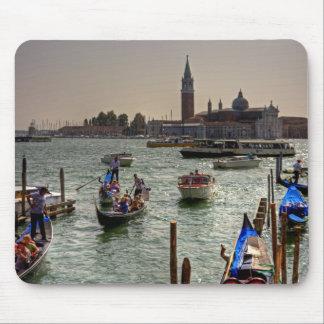 Giudecca Canal Mouse Pad