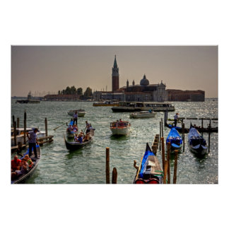 Giudecca Canal Print
