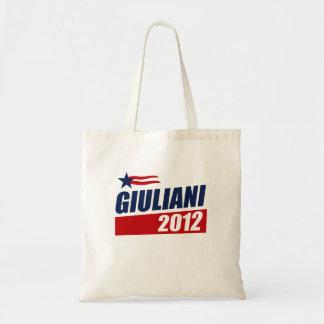 Giuliani 2012 tote bags