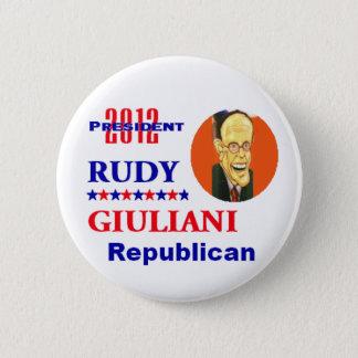 GIULIANI 2012 Button