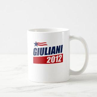 Giuliani 2012 coffee mugs