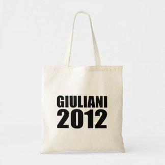 Giuliani in 2012 bags