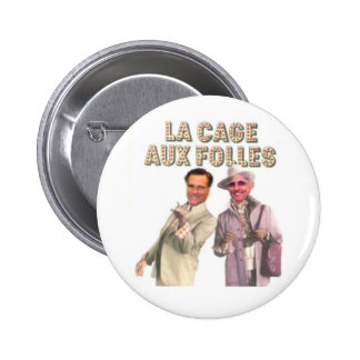 Giuliani Romney La Cage Aux Folles Buton Pinback Button