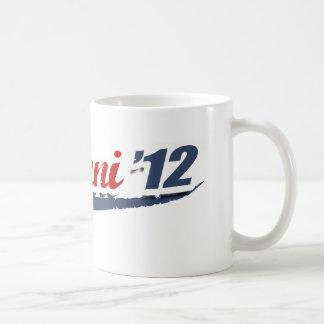 Giuliani Team Classic White Coffee Mug