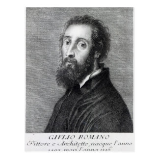Giulio Romano Postcard