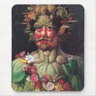Giuseppe Arcimboldo and Vertumnus Mouse Pad