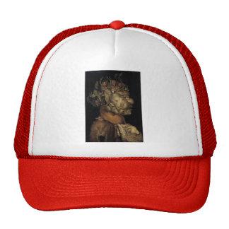 Giuseppe Arcimboldo- Earth Trucker Hat