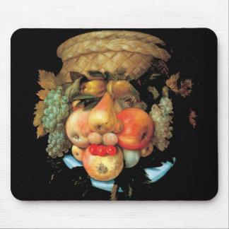 Giuseppe Arcimboldo - Fruit Basket Mouse Pad
