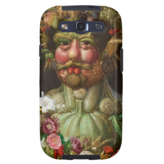 Giuseppe Arcimboldo s Vertumnus 1590 Galaxy S3 Cases