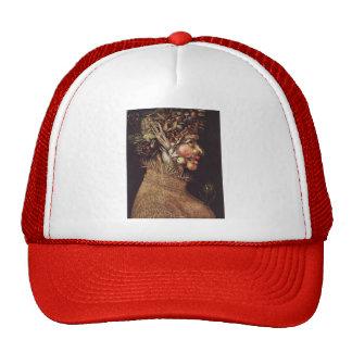 Giuseppe Arcimboldo- Summer Mesh Hat