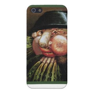 Giuseppe Arcimboldo - The Greengrocer Case For iPhone SE/5/5s