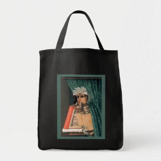 Giuseppe Arcimboldo- The Librarian Tote Bag
