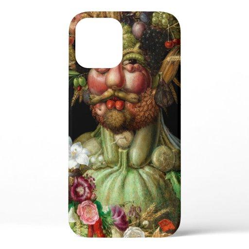 Giuseppe Arcimboldo - Vertumnus iPhone 12 Case