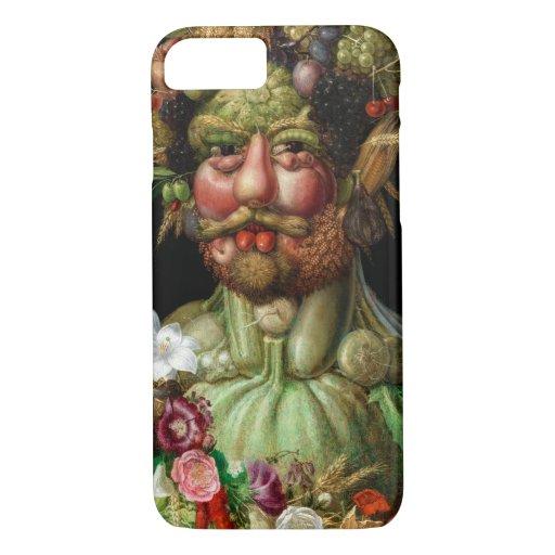 Giuseppe Arcimboldo - Vertumnus iPhone 8/7 Case