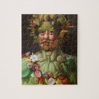 Giuseppe Arcimboldo - Vertumnus Jigsaw Puzzle