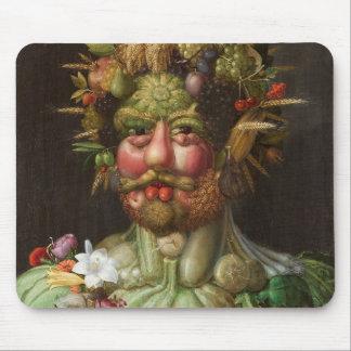 Giuseppe Arcimboldo - Vertumnus Mouse Pad