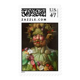 Giuseppe Arcimboldo - Vertumnus Postage