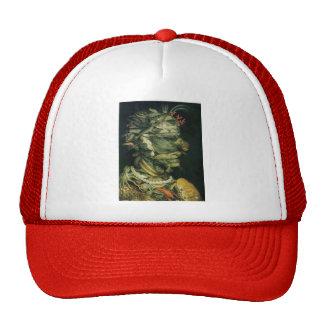 Giuseppe Arcimboldo- Water Mesh Hat