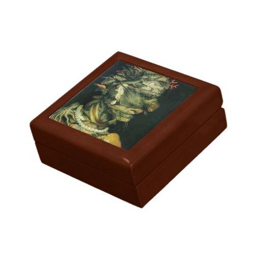Giuseppe Arcimboldo- Water Jewelry Box