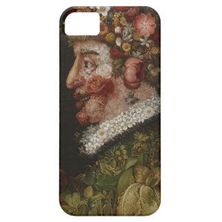 Giuseppe Arcimboldo's La Primavera (1563) iPhone 5 Cases