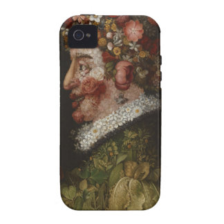 Giuseppe Arcimboldo's La Primavera (1563) iPhone 4/4S Cases