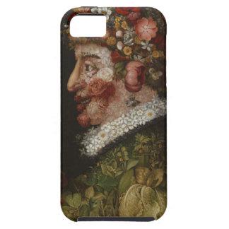 Giuseppe Arcimboldo's La Primavera (1563) iPhone 5/5S Cover