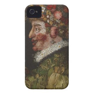 Giuseppe Arcimboldo's La Primavera (1563) Case-Mate iPhone 4 Case