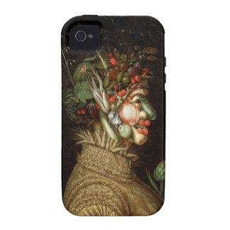 Giuseppe Arcimboldo's The Summer (1563) Vibe iPhone 4 Covers