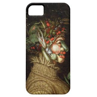 Giuseppe Arcimboldo's The Summer (1563) iPhone 5 Covers