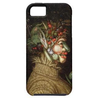 Giuseppe Arcimboldo's The Summer (1563) iPhone 5/5S Covers