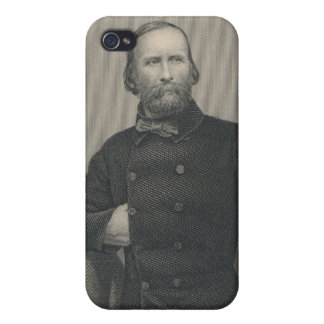 Giuseppe Garibaldi, engraved by D.J Pound iPhone 4/4S Covers