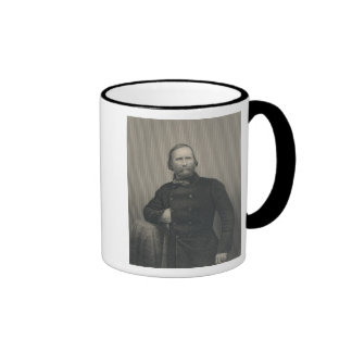 Giuseppe Garibaldi, engraved by D.J Pound Ringer Coffee Mug