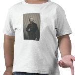Giuseppe Garibaldi, engraved by D.J Pound T-shirts